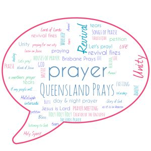 Prayer Cloud QLD Prays