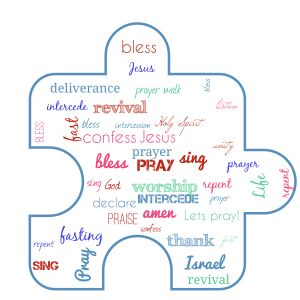 prayer jigsaw
