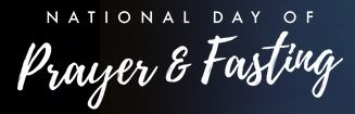 National Day of Prayer & Fasting